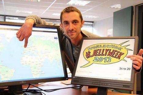 Saint-Brieuc. La « jelly week », semaine du coworking, commence lundi - Ouest France Entreprises   tnveille   Scoop.it