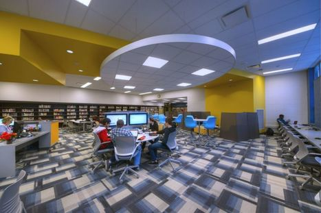 Transforming school libraries into learning commons: five keys to success - Stantec | Nouveaux lieux, nouveaux apprentissages | Scoop.it