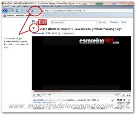 Descargar vídeos de Youtube - Aprende Paso a Paso | Apuntes sobre Alfabetización Digital | Scoop.it