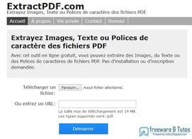 ExtractPDF : extraire le texte des fichiers PDF en ligne | Bazaar | Scoop.it