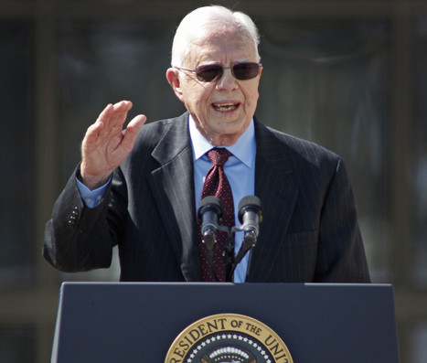 Jimmy Carter Comes Out In Support Of Edward Snowden, Against NSA Spying | Semiotic Adventures with Genetic Algorithms | Scoop.it