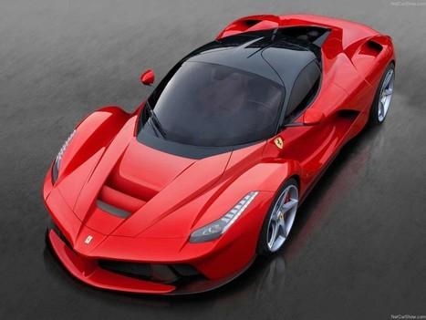 Ferrari LaFerrari Hybrid Boost 963HP | Industry Tap | Amazing Engineering | Scoop.it
