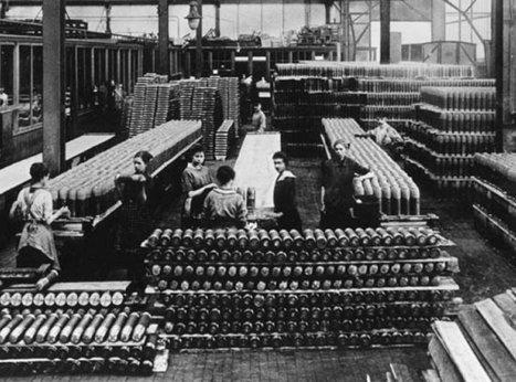 Les femmes et la 1ère guerre mondiale | Première guerre mondiale et travail des femmes | Scoop.it