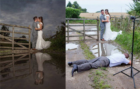 How to Shoot a Wedding Photo with Reflections | xposing world of Photography & Design | Scoop.it