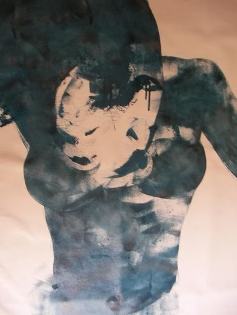 A Multimedia Artist Follows His Instinct | Artcentron | Art | Scoop.it