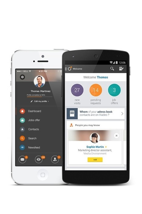 Le recrutement mobile et générations Y & Z | Digital marketing in physical world | Scoop.it