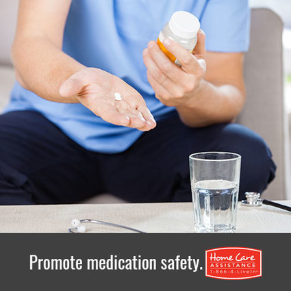 Commonly Prescribed Senior Medications and Potential Risks | Home Care Assistance of Grand Rapids | Scoop.it