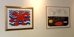 Paris: les peintres et la gravure à la galerie Maeght - Culturebox | Point & Marge, the micro studio | Scoop.it