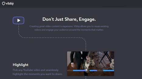 Seamlessly Integrate Video into Your Lessons Using Vibby | Instructional Design for You! | Scoop.it