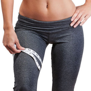6 Moves for Slimmer Hips and Thighs | Health and Fitness Article | Scoop.it