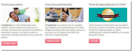 20 cursos gratuitos para padres y profesionales sobre TDAH en niños y adolescentes | Salud Publica | Scoop.it