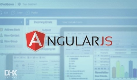 Wrappers for Suite Components from an AngularJS Fan   DHTMLX JavaScript UI Library   Scoop.it