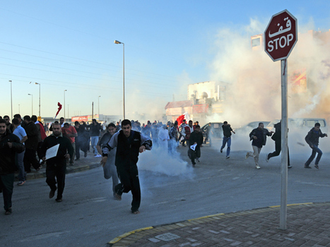 Anger Mismanagement: Bahrain's Crisis Escalates | Human Rights and the Will to be free | Scoop.it