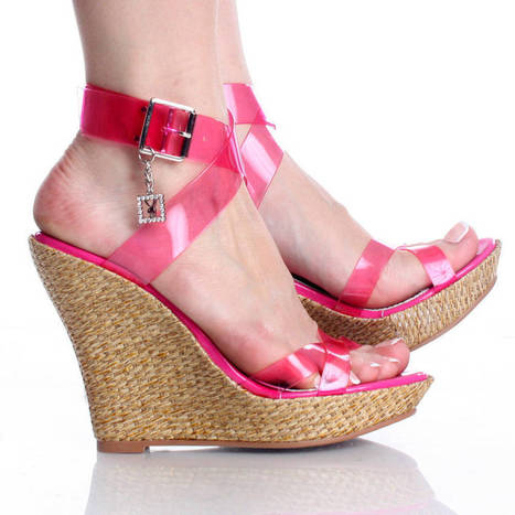 Wedge shoes for Women | Fashion | Scoop.it
