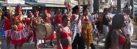 Les peuples autochtones sur la place des palmistes - Le Petit journal de Kourou | Information | Scoop.it