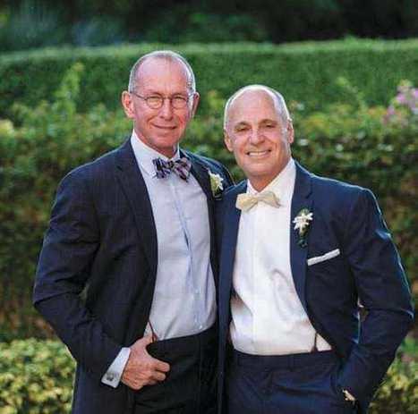 Judd Chapman & Phil Quattrone - Pineapple Point Guest House | LGBT Destinations | Scoop.it