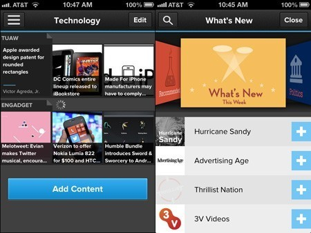 Pulse 3.0 newsreader hits iOS with new interface, improved search ... | iPhones and iThings | Scoop.it