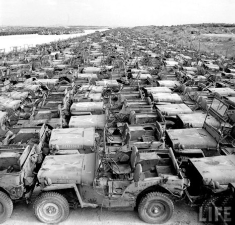 Jeep model list ~ Grease n Gasoline | History Around the Net | Scoop.it