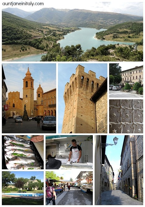 Markets, Castles and Lakes - Marche, September 2010   Le Marche another Italy   Scoop.it