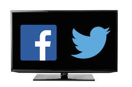 Where Twitter and Facebook fit into social TV - Lost Remote | screen seriality | Scoop.it