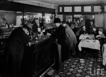 Le speakeasy renaît de ses cendres à New York | Ouvrir ou reprendre un restaurant | Scoop.it