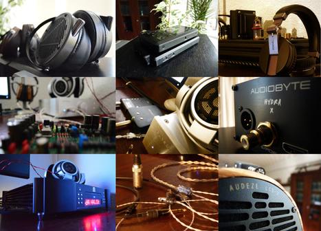 Headphones and related gear buyer's guide | HeadMania | Scoop.it