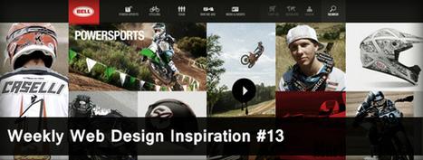 Weekly Web Design Inspiration #13 | Downgraf - Design Weblog For ... | le webdesign | Scoop.it