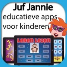 Apps van de week van Juf Jannie | Apps voor kinderen | Scoop.it