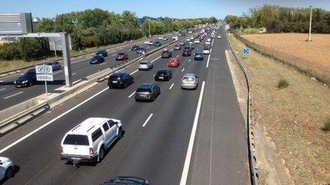 Autoroute A9 coupée entre Montpellier et Lunel la nuit prochaine pour travaux – circulation - France 3 Languedoc-Roussillon | Autoroute A9 | Scoop.it