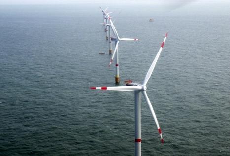 L'éolien offshore pourrait produire 13% de l'électricité d'ici 2030 en Europe | Le groupe EDF | Scoop.it