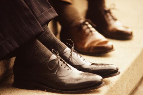 10 chaussures pour entamer l'année du bon pied - Masculin.com   Chaussures Homme   Scoop.it