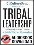 Tribal Leadership Audio Book (MP3 Download) — CultureSync | Leadership | Scoop.it