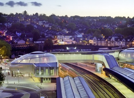 Newport Station / Grimshaw #architecture | Architecture and Photography | Scoop.it