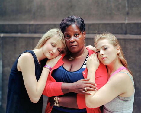 New York photographer turns strangers into friends | Heal the world | Scoop.it