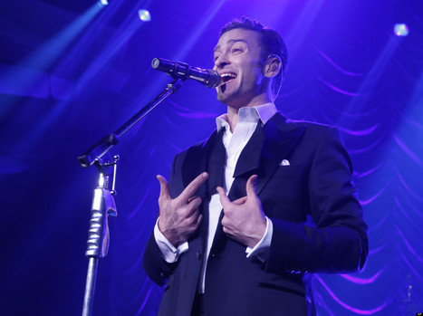 The Key to Justin Timberlake's Success Is Just One Word | TonyPotts | Scoop.it