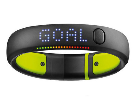 Nike+ FuelBand SE BLE Protocol Reversed | Hardware | Scoop.it
