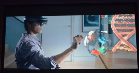 ¿Por qué la realidad virtual, aumentada y mixta son la cuarta ola de la tecnología? | Venture Beat | eSalud Social Media | Scoop.it