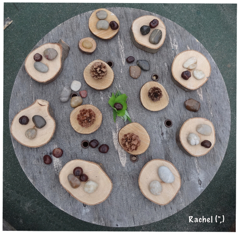 Garden Maths Ideas - Stimulating Learning | Kindergarten | Scoop.it