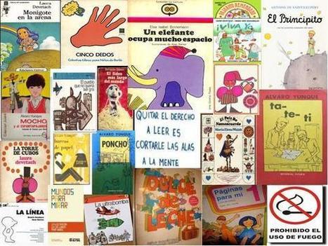 Libro de arena: Libros para ser libres | Escuela, biblioteca, bibliotecari@s | Scoop.it