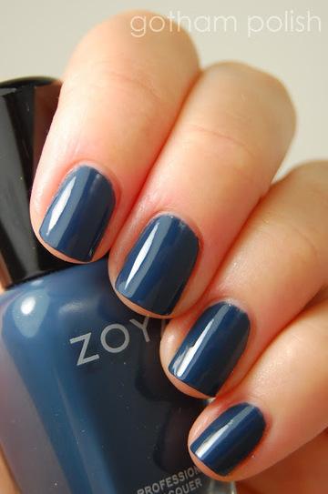 Gotham Polish: Zoya Fall 2012 Designer Collection   Fall Nail Polish   Scoop.it