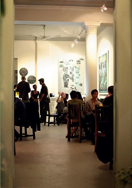 Hanoi's Budding Art Scene | Wanderluv | Scoop.it