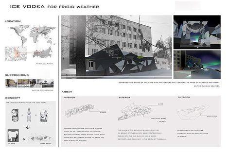 Ice Vodka « Architecture & Food | Culinarians | Scoop.it