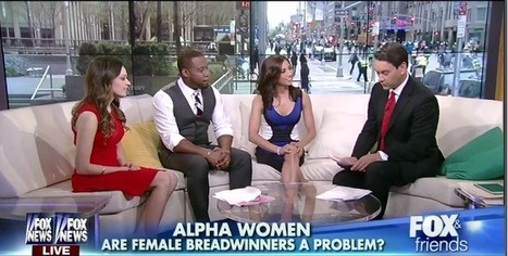 """Fox Is Just Asking: """"Are Female Breadwinners A Problem?"""" 