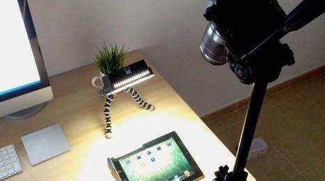 Opciones para grabar lo que sucede en la pantalla de tu dispositivo iOS | iPad classroom | Scoop.it
