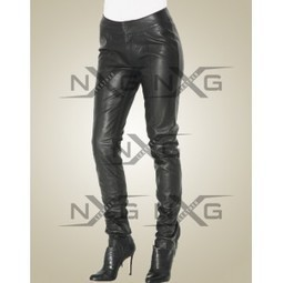 Skinnny Leather Pants | Womens Leather Pants | Hot Leather Pants for Women | LeatherNXG Online | Scoop.it