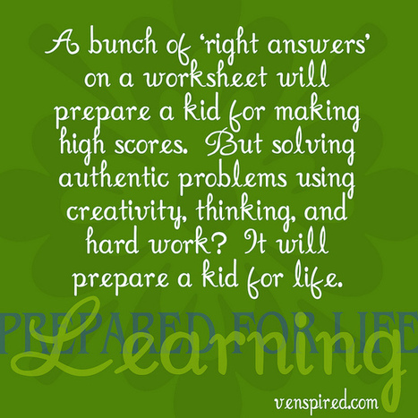 Learning Is Not a Game | Krissy Venosdale {Venspired} | Etmooc | Scoop.it