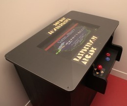 Raspberry Pi Arcade Table   Open Source Hardware News   Scoop.it