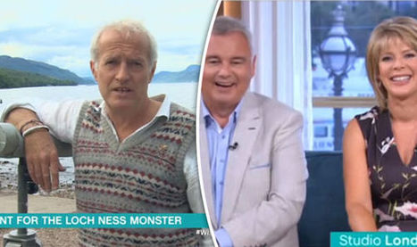Loch Ness Monster close to being found? Expert reveals amazing find after 25-year search | Cryptic Content: Cryptozoology | Scoop.it