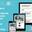 Blog | Blue Blog – Responsive Wordpress Blog Theme v1.0.0 | NullPHP.com | NullPHP | Scoop.it