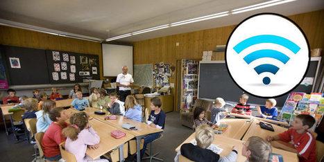 20 Minuten - Macht WLAN in Schulen die Kinder krank? - News | Netzgeflüster | Scoop.it